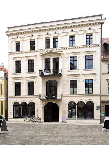 Amtsstraße Schwerin